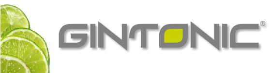 Logotipo Gintonic